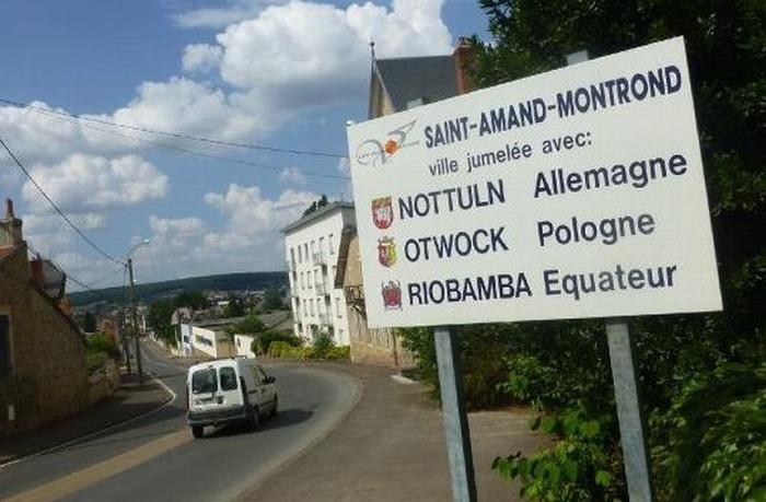 Journées du patrimoine 2018 - Saint-Amand-Montrond et ses villes jumelées