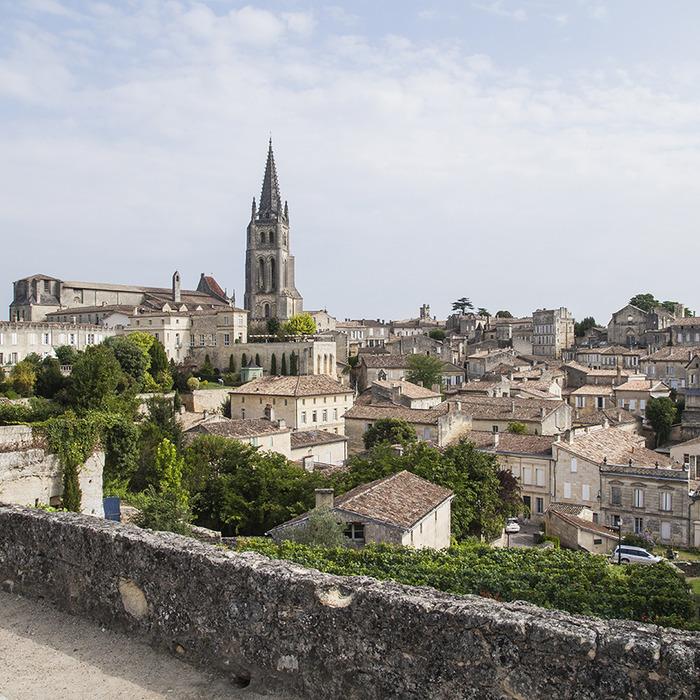 Saint-Emilion, de la ville médiévale au patrimoine mondial