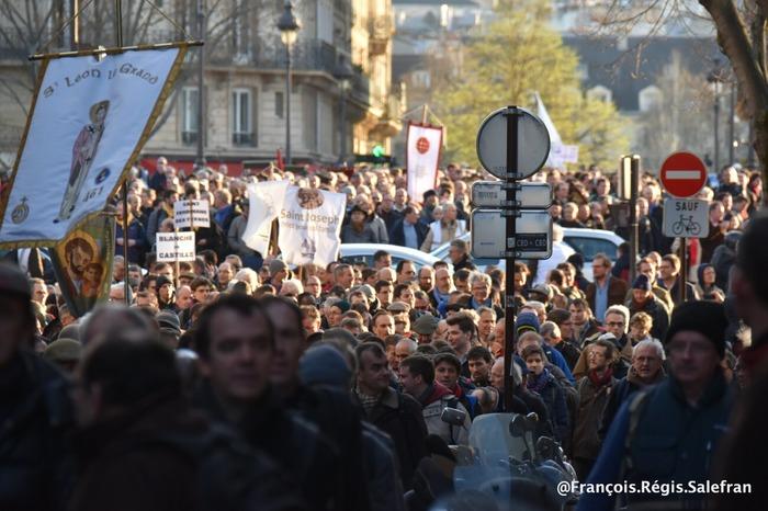 Saint-Eustache accueille la Marche de Saint-Joseph