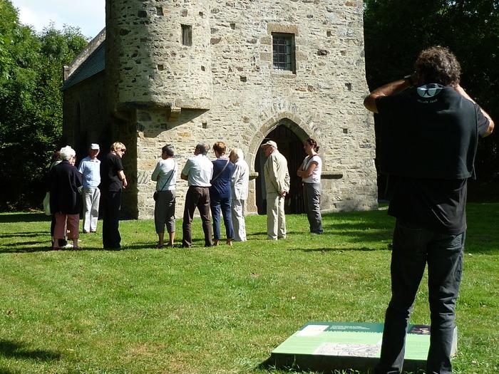 Journées du patrimoine 2018 - Visite libre de l'ermitage Saint-Gerbold