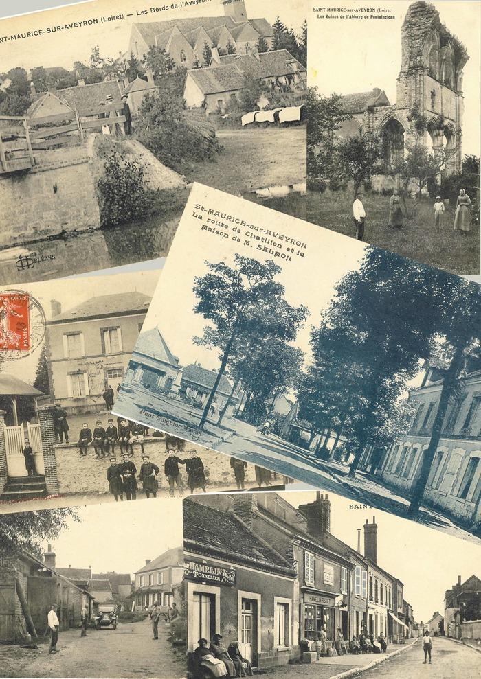 Journées du patrimoine 2019 - Saint-Maurice se raconte