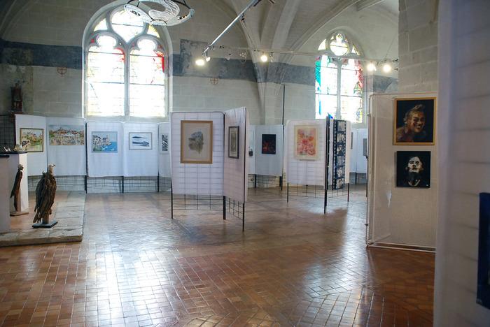 Journées du patrimoine 2018 - Salon artistique