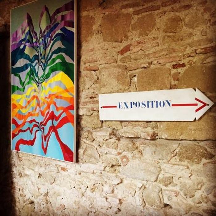 Journées du patrimoine 2017 - Salon d'Art Contemporain
