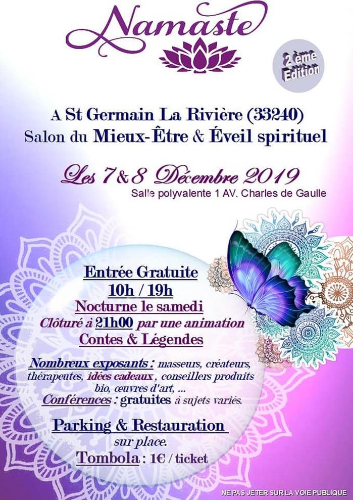 Salon du Mieux-Etre et éveil spirituel