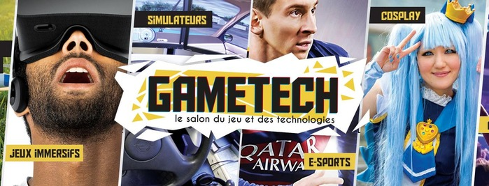 Salon Gametech