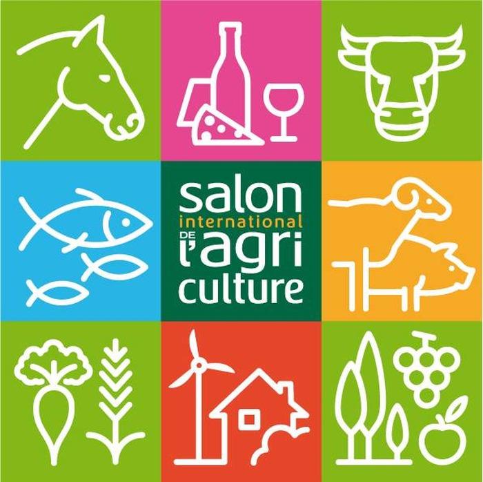 Salon International de l'Agriculture, au Parc des expositions de Villepinte (75)