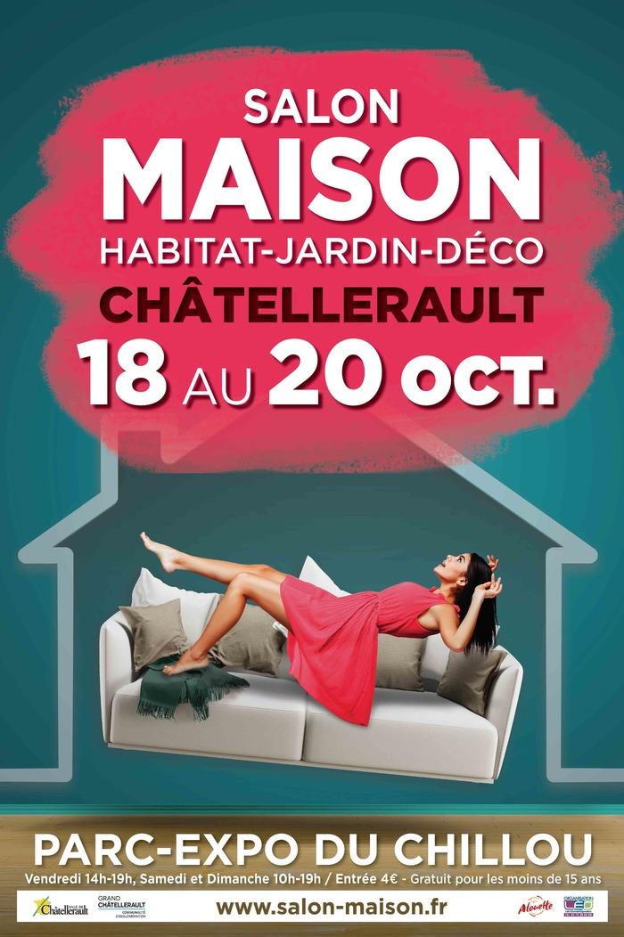 Salon Maison Châtellerault