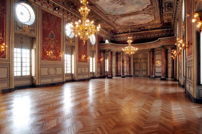 Journées du patrimoine 2018 - Les salons du Palais des États