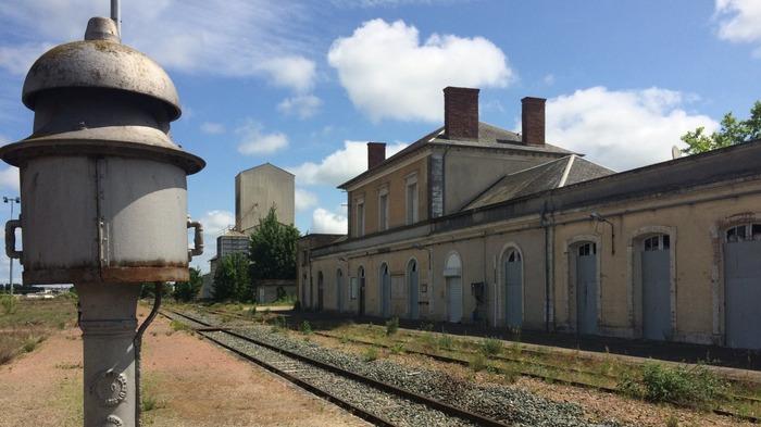 Journées du patrimoine 2018 - Près de 60 ans après le dernier train voyageurs régulier, un train historique au départ de Pithiviers