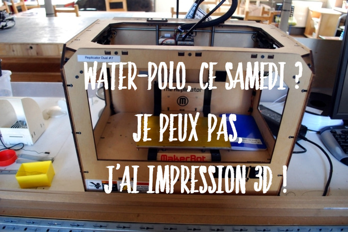 Samedis Impression 3D