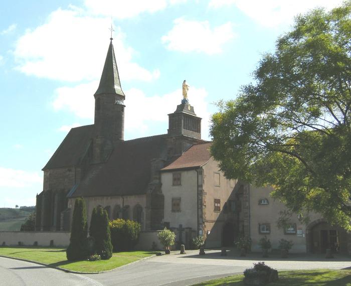 Journées du patrimoine 2018 - Sanctuaire Notre-Dame de Reinacker
