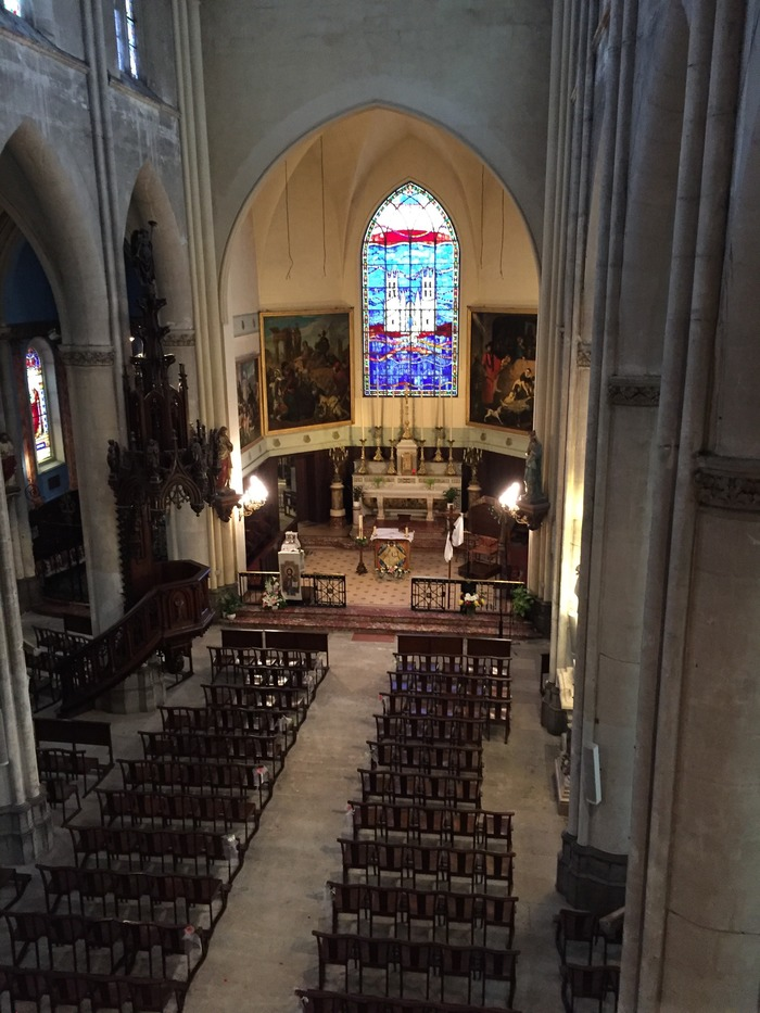 Journées du patrimoine 2017 - Eglise Saint-Roch