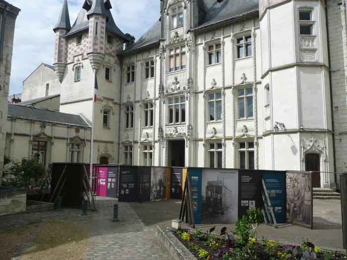 Journées du patrimoine 2018 - Saumur 1918 et après?