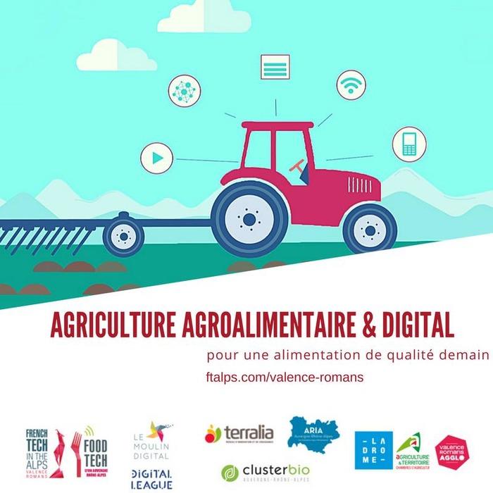 Innovation ouverte : agriculture, agroalimentaire et digital