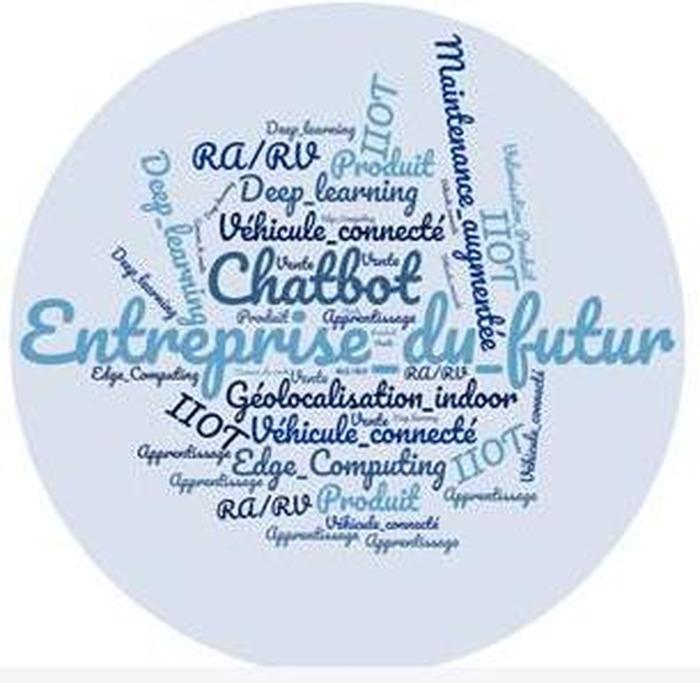 SAVE THE DATE  Envisagez votre Entreprise du Futur dès à présent ! - ATOS