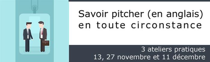 Savoir pitcher (en anglais) en toute circonstance !