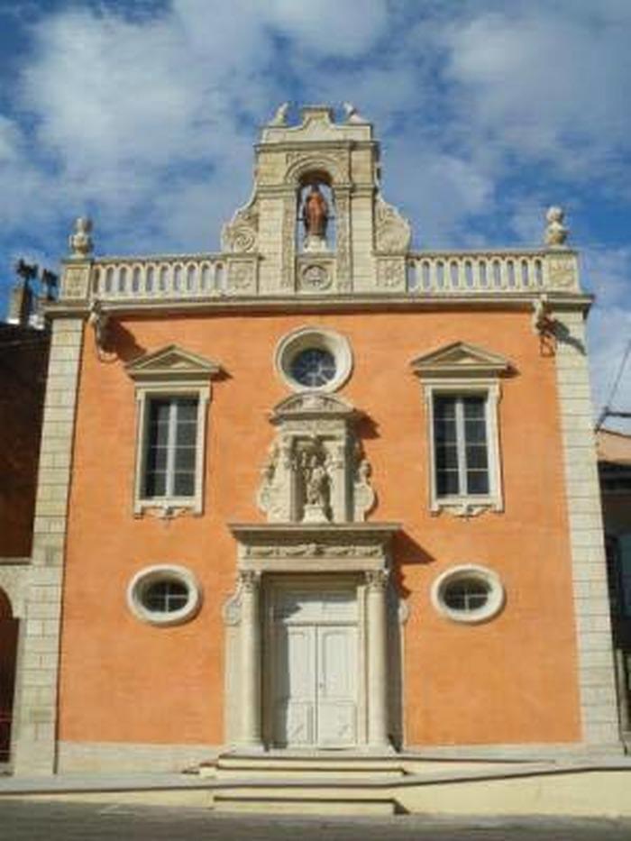 Journées du patrimoine 2017 - Chapelle des Pénitents