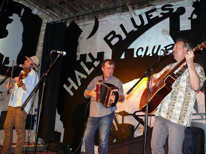 Crédits image : Hall Blues Club