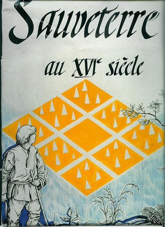 Journées du patrimoine 2017 - Scénographie sur Sauveterre au XVIème siècle