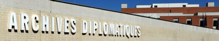 Journées du patrimoine 2018 - Visitez les Archives diplomatiques