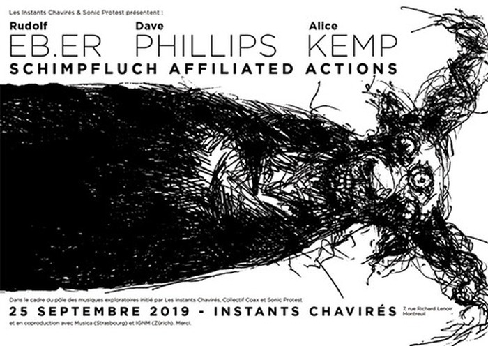 Schimpfluch Affiliated Actions 2019 : RUDOLF EB.ER / ALICE KEMP / DAVE PHILLIPS