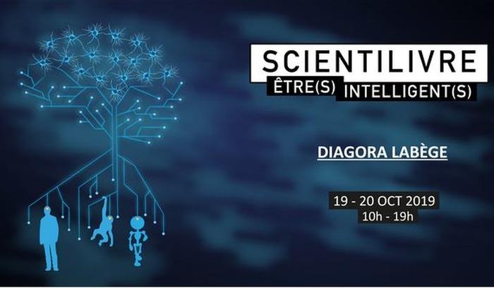 Scientilivre - Le Festival de découvertes scientifiques et littéraires
