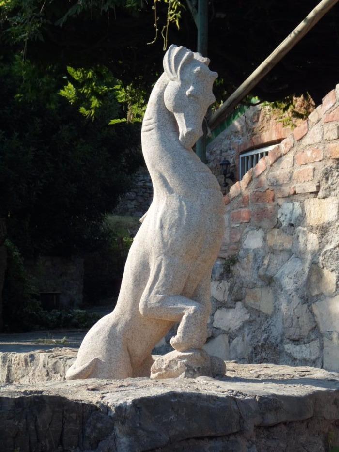 Journées du patrimoine 2017 - Sculptures au château de La Fare