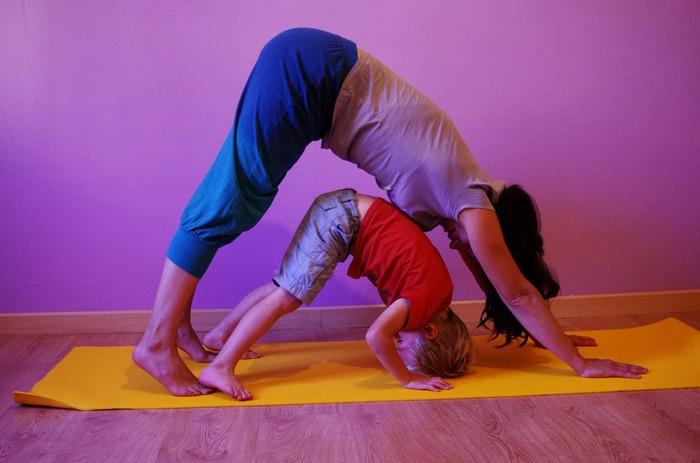 Séance Yoga pour enfants
