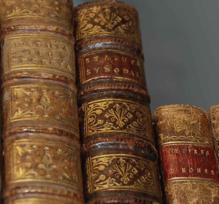 Journées du patrimoine 2019 - Séances pratiques de découverte de la reliure et de la dorure