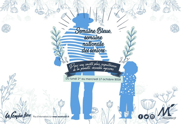 Semaine bleue - Si on chantait !!!