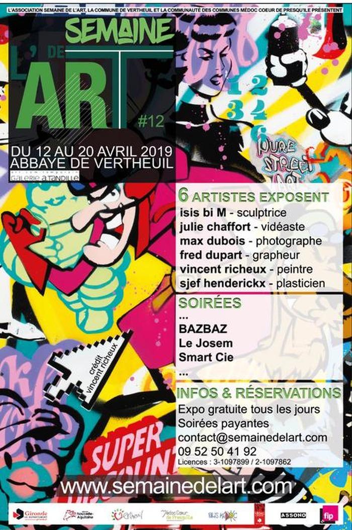 Semaine de l'Art 2019
