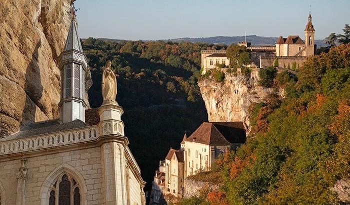 Semaine sainte à Rocamadour