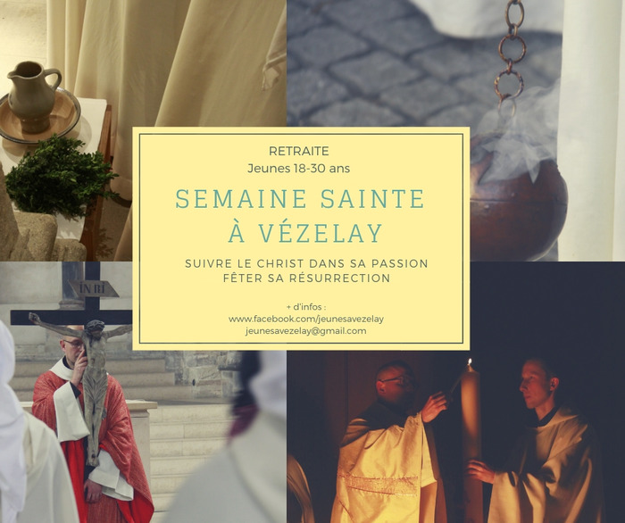 Semaine Sainte à Vézelay