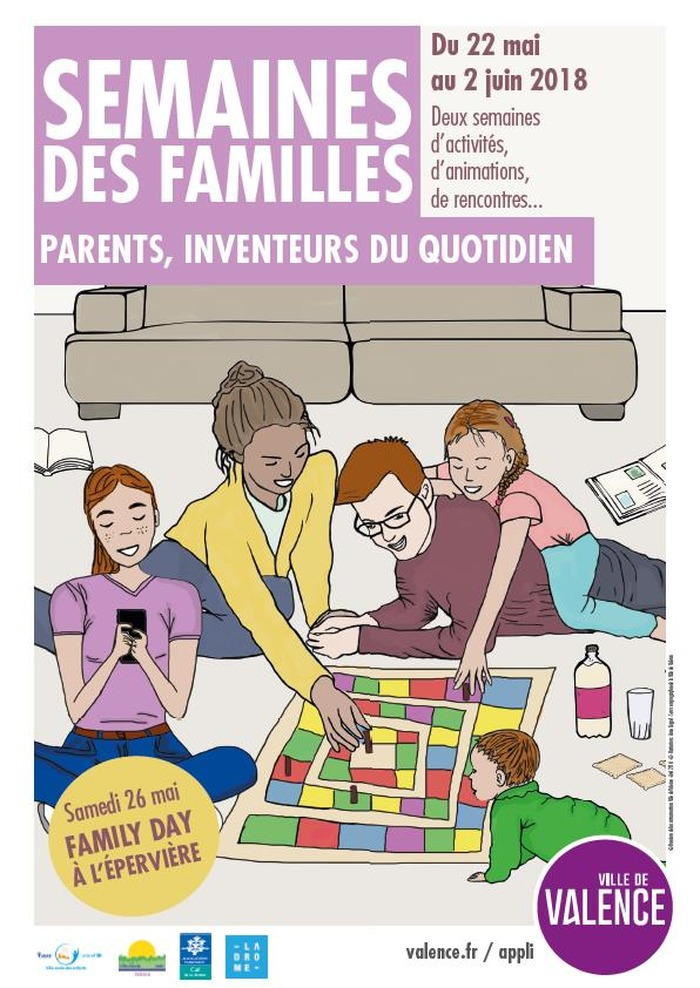 SEMAINES DES FAMILLES