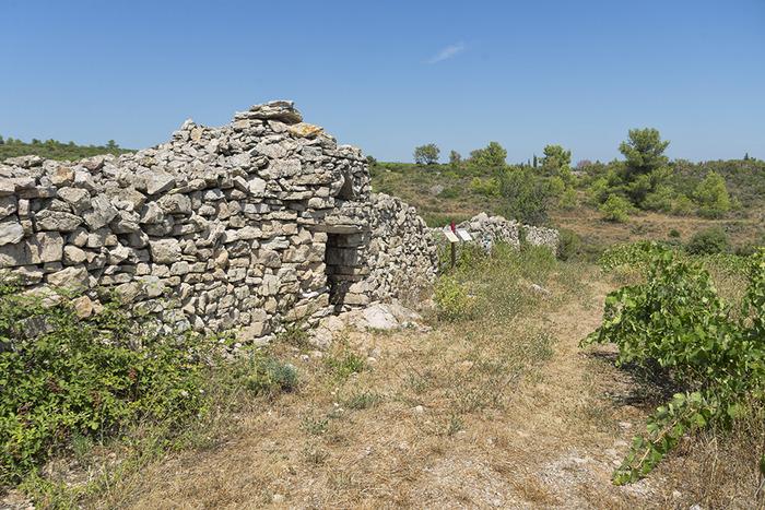 Journées du patrimoine 2018 - Randonnée découverte du Sentier des mille et une pierres