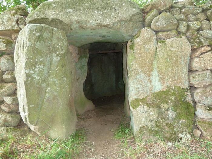 Journées du patrimoine 2017 - Sépulture mégalithique