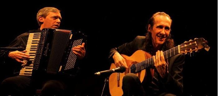 Serge Lopez et Jean Luc Amestoy