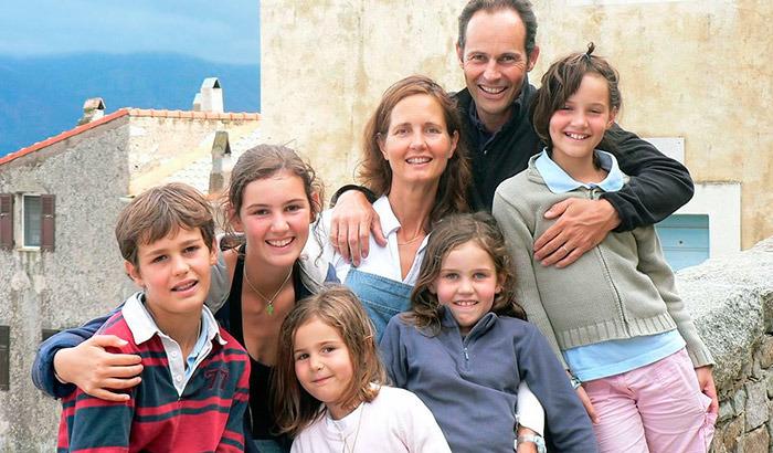 Session Familles du 21 au 27 juillet
