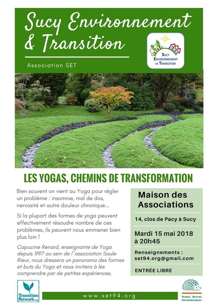 SET - Les Yogas, chemins de transformation