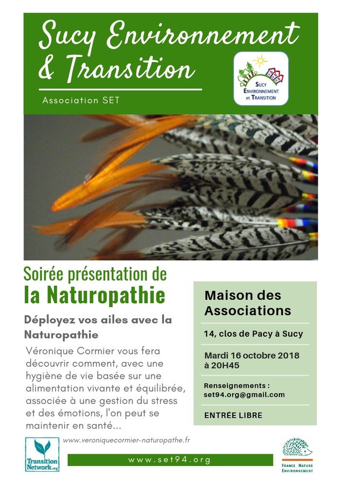 SET - Soirée présentation de la Naturopathie