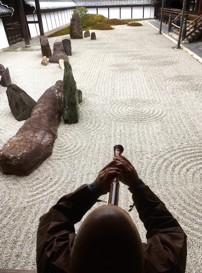 Shakuhachi - Flûte de bambou Zen