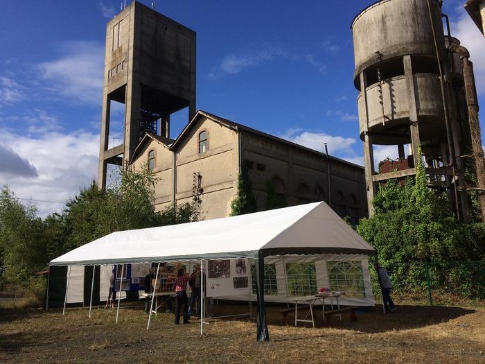 Journées du patrimoine 2017 - Site du Carreau du BOIS 2