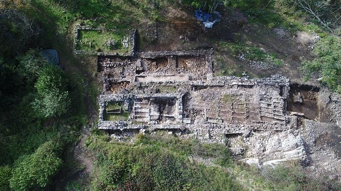 Journées du patrimoine 2018 - Visite des fouilles archéologiques du Saint-Mont