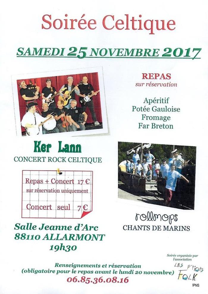 Ker Lann & Les Rollmops