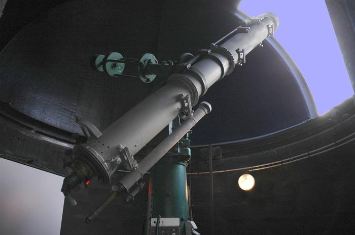 Journées du patrimoine 2018 - Soirée d'observations Astronomiques