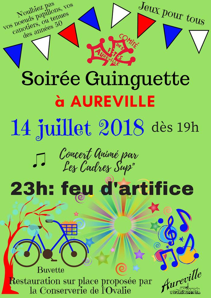 Soirée Guinguette