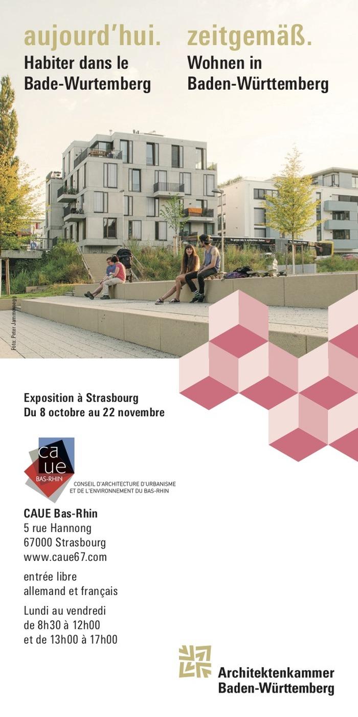 Architecte Bas Rhin caue du bas-rhin, strasbourg