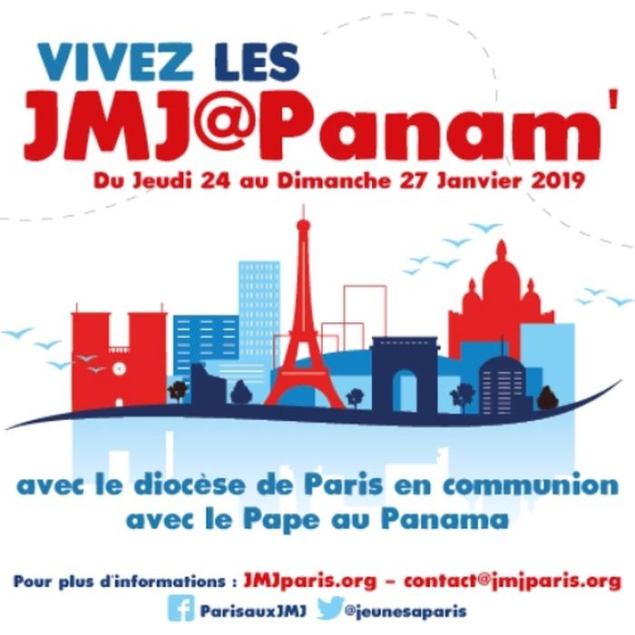 SOIRÉE JMJ POUR LES 18-35 ANS
