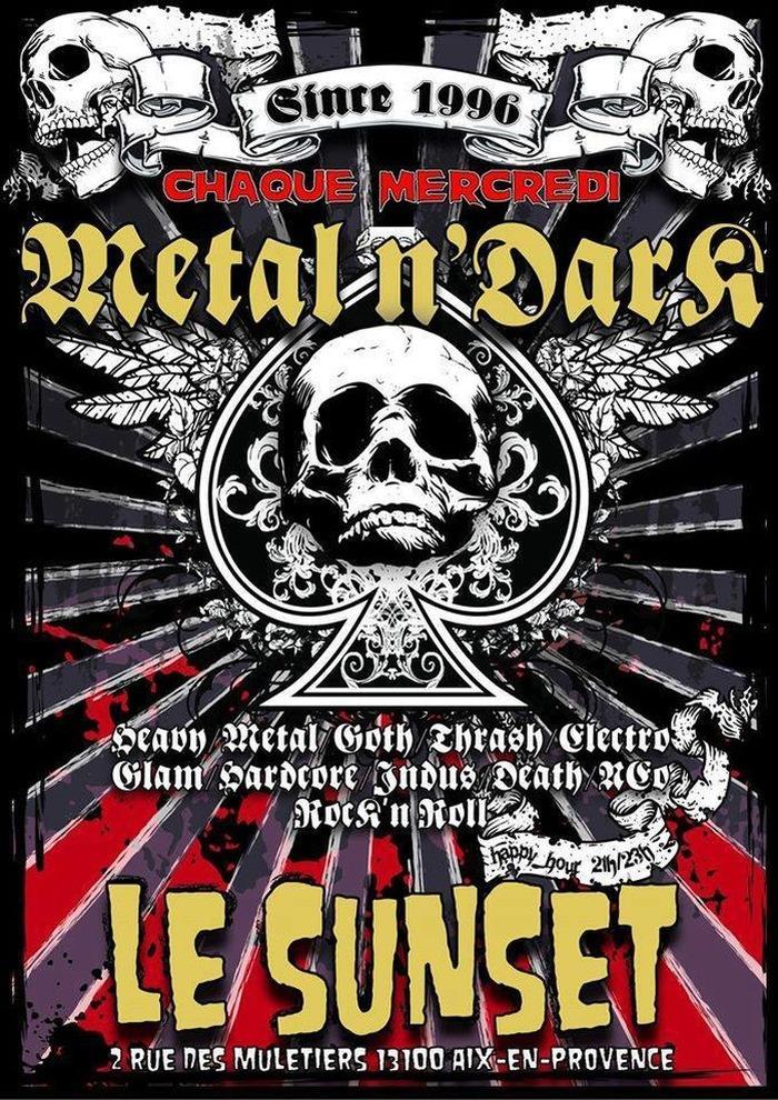 Soirée Metal' N Dark