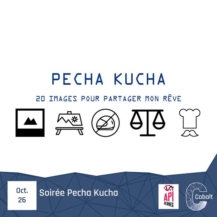Soirée Pecha Kucha